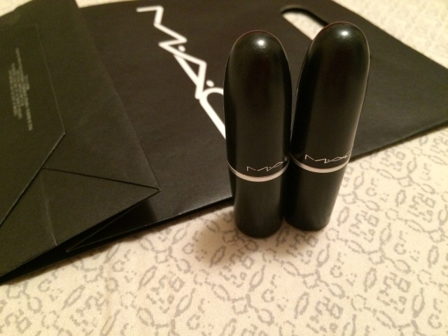 The packaging for MAC lipstick is arguably one of my favorite things.