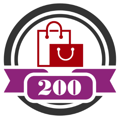 I reached 200 days of No-Buy last month!​